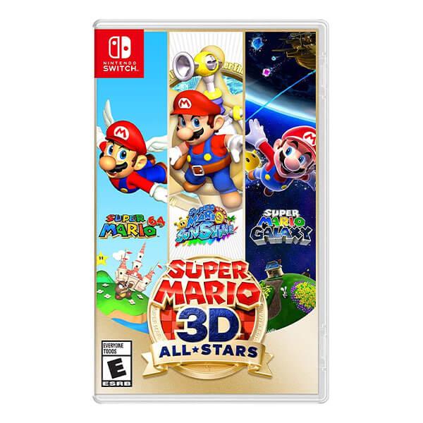 قیمت خرید بازی Super Mario All-Stars برای نینتندو سوییچ-آکبند