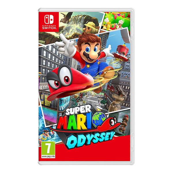 خرید بازی Super Mario Odyssey برای نینتندو سوییچ-آکبند
