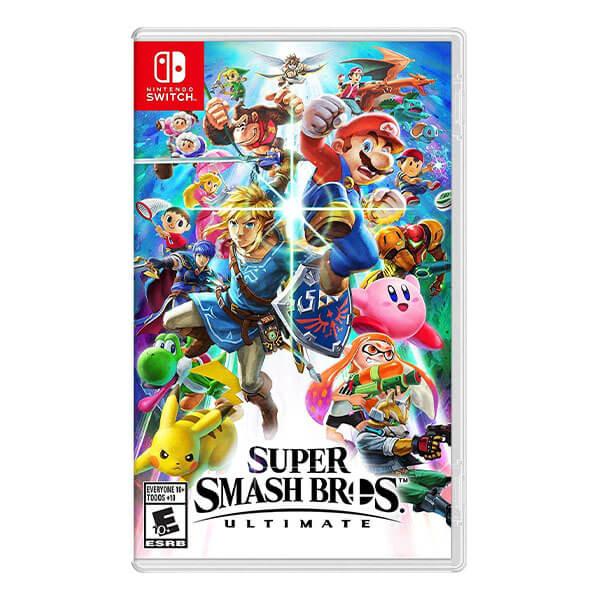 قیمت خرید بازی Super Smash Bros Ultimate برای نینتندو سوییچ-آکبند