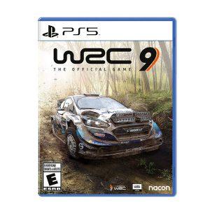 بازی WRC 9 برای PS5-آکبند