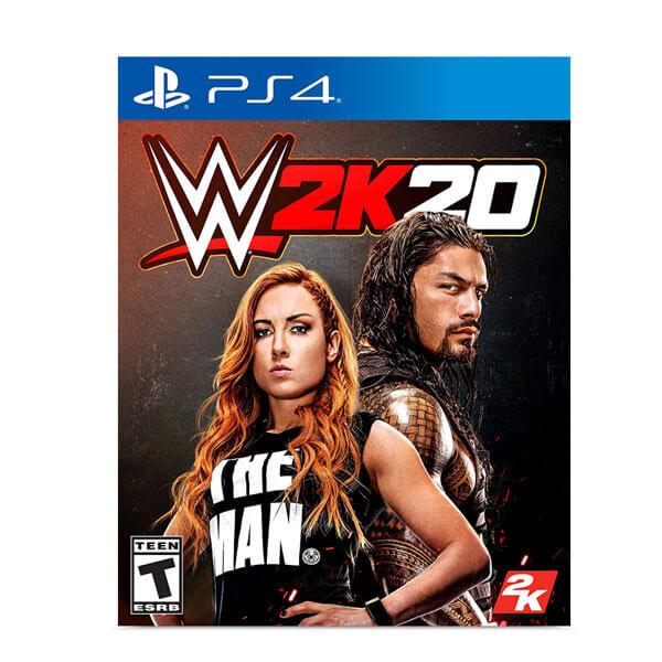 بازی WWE 2K20 برای PS4-آکبند