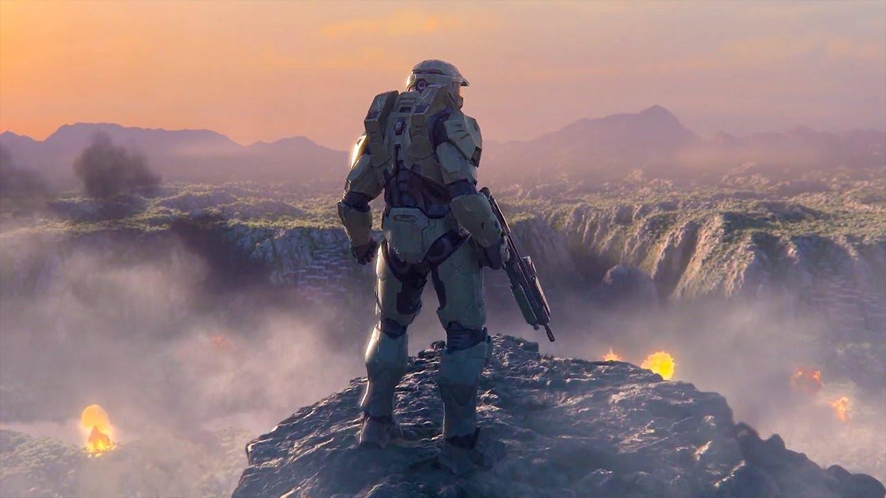 بازی Halo در کنسول ایکس باکس سری ایکس