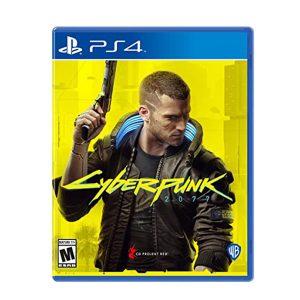 قیمت خرید بازی CyberPunk2077 برای PS4-آکبند