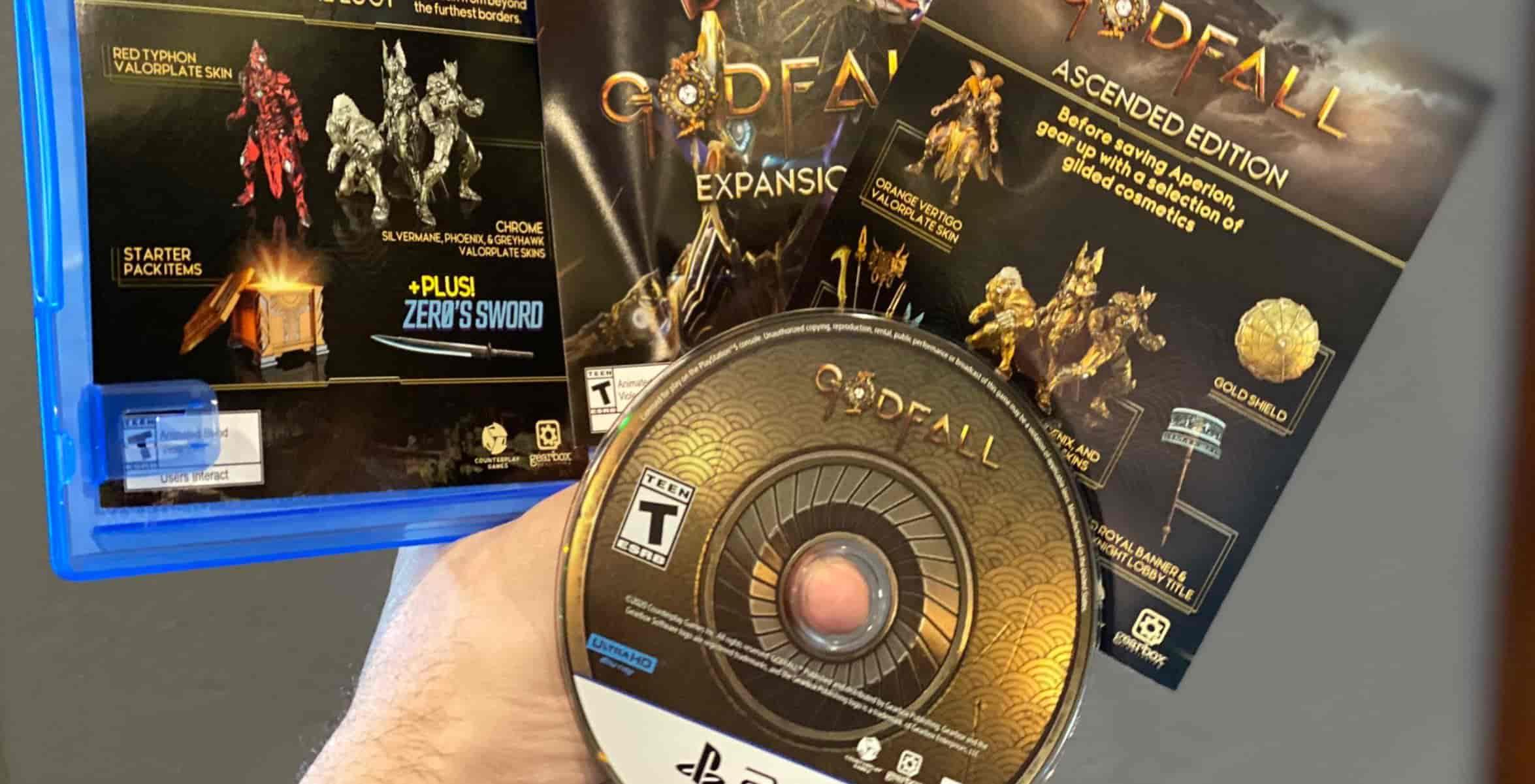 عکس دیسک بازی PS5