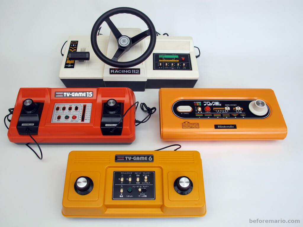 Nintendo Color TV Game