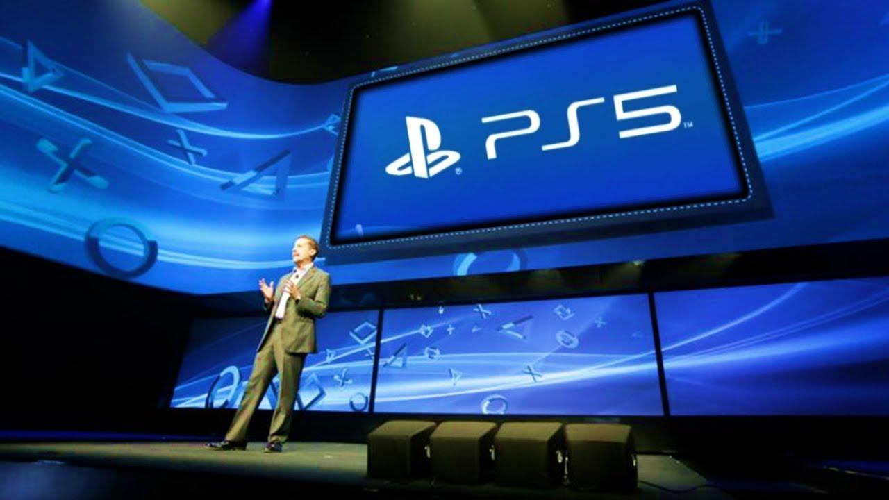 مراسم رونمایی کنسول PS5