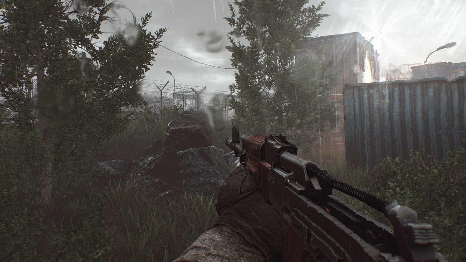 تصویری از گیم پلی بازی Stalker 2