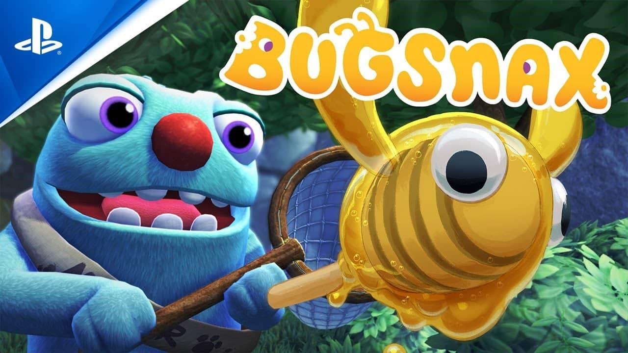 ازی Bugsnax