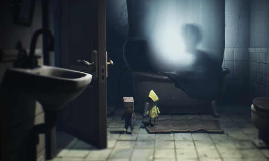 تصویر چهارم بازی Little Nightmares 2