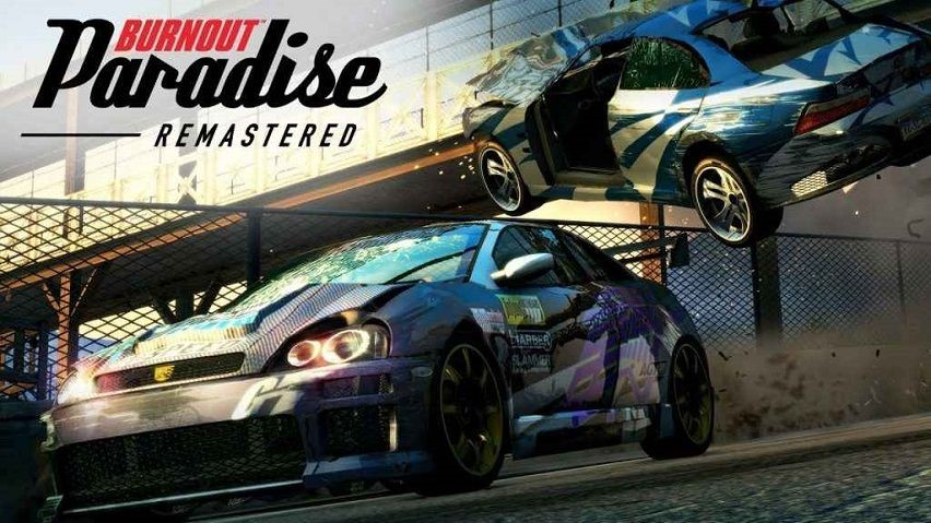 بازی برتر نینتندوسوییچ Burnout Paradise Remastered