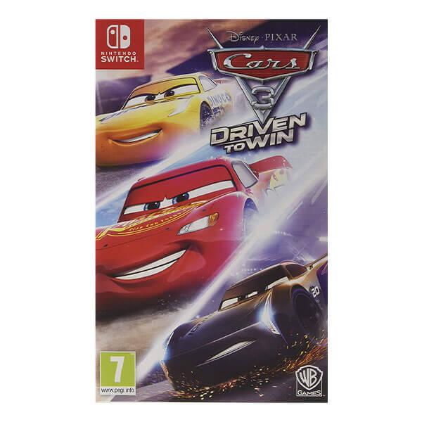 قیمت خرید بازی Cars3 برای نینتندو سوییچ-استوک (دست دوم)