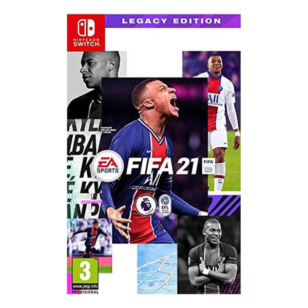 بازی Fifa21 برای نینتندو سوییچ-استوک (دست دوم)