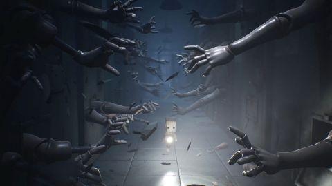 تصویر دوم بازی Little Nightmares 2