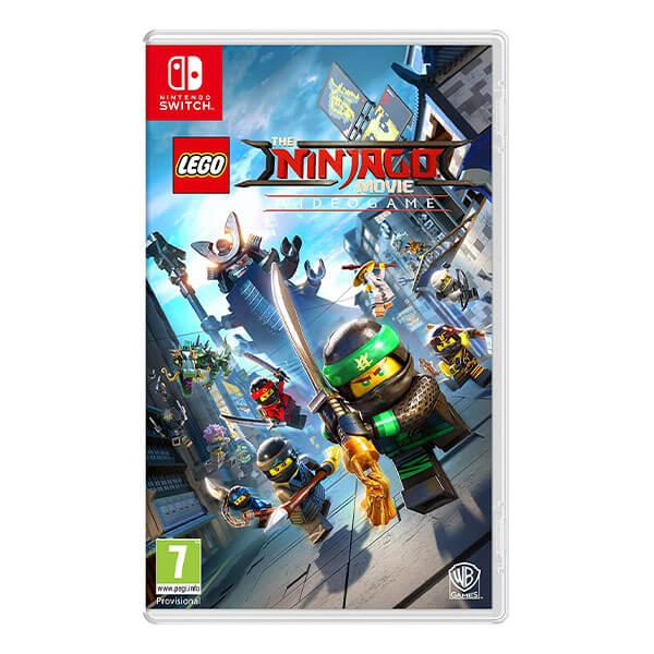 قیمت خرید بازی The LEGO Ninjago Movie Video Game برای نینتندو سوییچ-استوک (دست دوم)