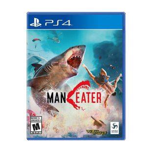 بازی Maneater برای PS4-استوک
