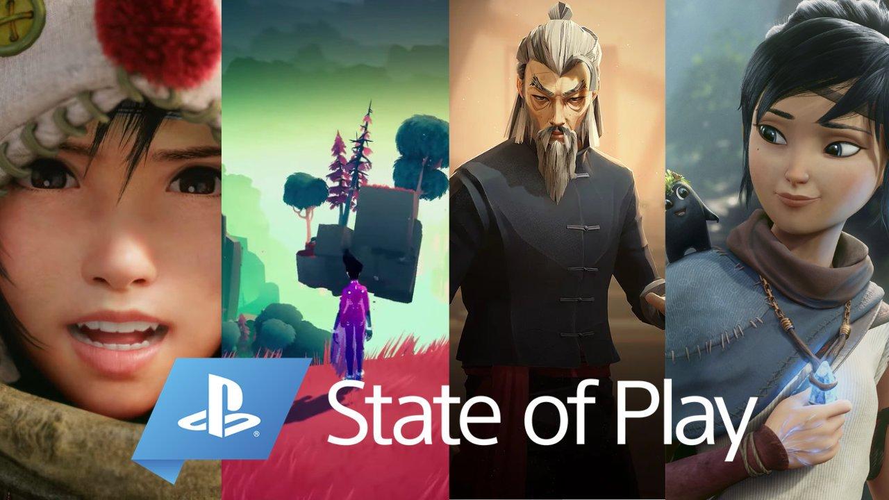اخبار مراسم State of Play 5