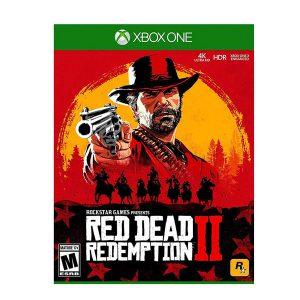 خرید بازی RED DEAD 2 برای XBOX ONE-استوک (کارکرده و دست دوم)