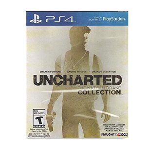 قیمت خرید بازی Uncharted The Nathan Drake Collection برای PS4-استوک