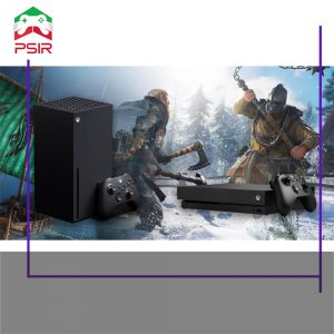 مقایسه بازی Assassin's Creed Valhalla در xbox one و xbox series x