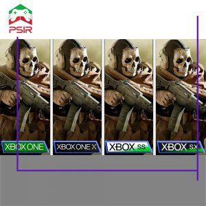 مقایسه گرافیکی بازی call of duty warzone