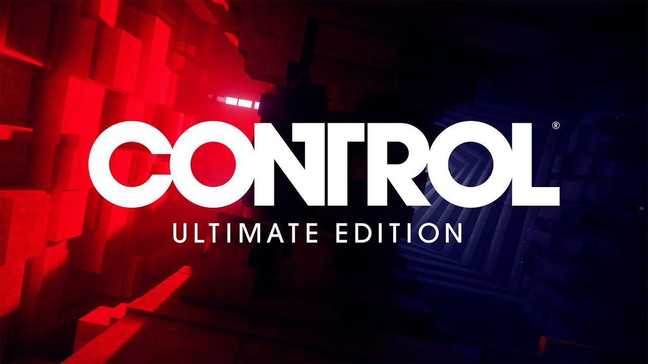 پوستر بازی Control