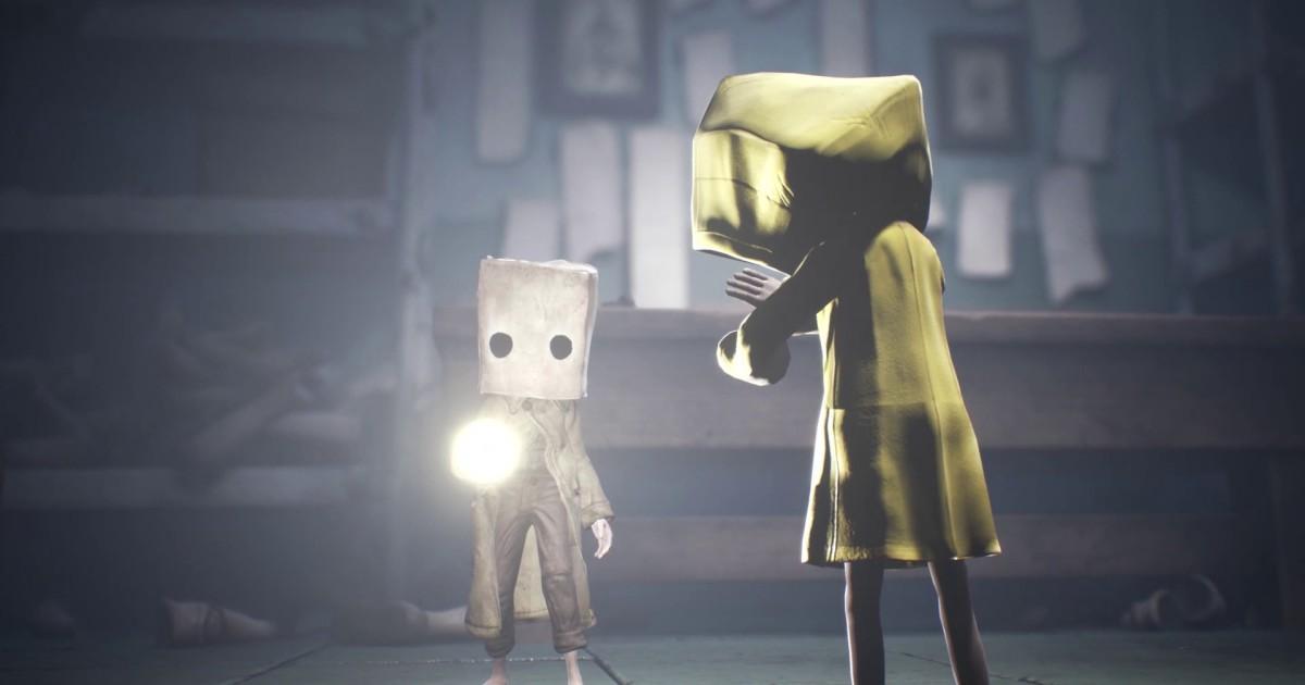 تصویر سوم بازی Little Nightmares 2