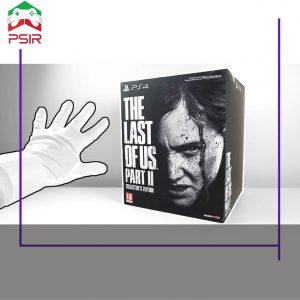 جعبه گشایی نسخه کالکتور بازی the last of us part II