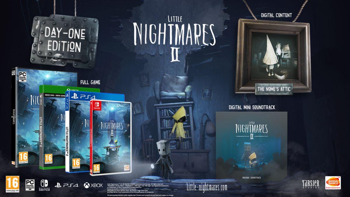 عرضه بازی Little Nightmares 2 روی کنسول ها و کامپیوتر