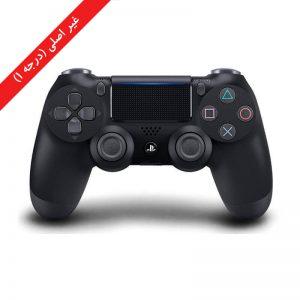 خرید کنترلر (دسته) PS4 | غیر اصلی درجه 1 | مشکی - استوک