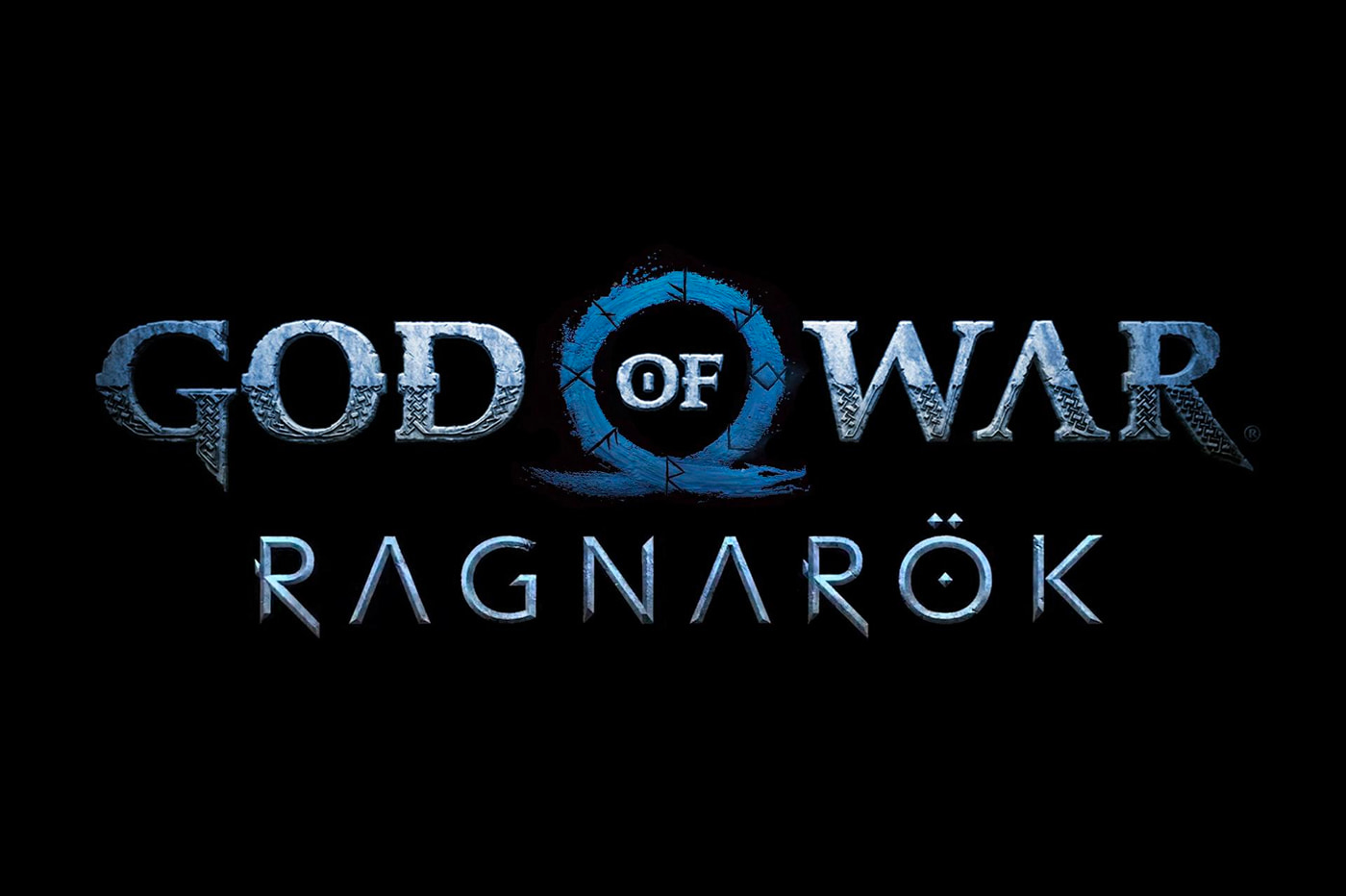 پوستر بازی God of War:Ragnarok