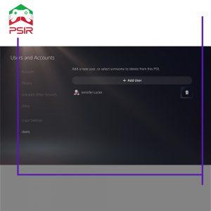 آموزش ساخت کاربر جدید در PS5 |ایجاد user جدید در پلی استیشن ۵