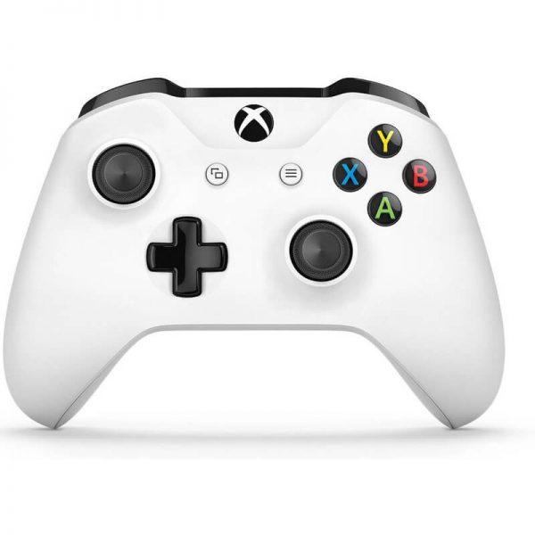 خرید کنترلر (دسته) XBOX ONE S – سفید استوک