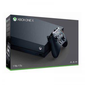 قیمت خرید XBOX ONE X هارد 1 ترابایت - فول گیم استوک