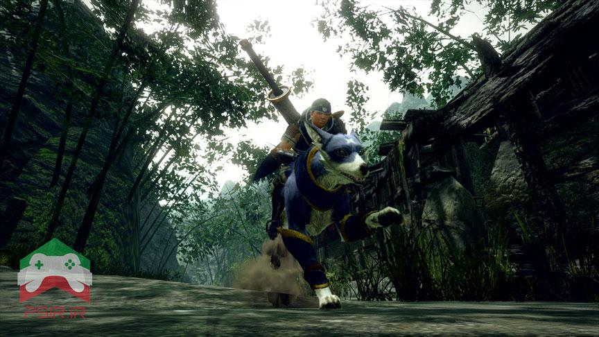 تصویر بازی Monster Hunter Rise
