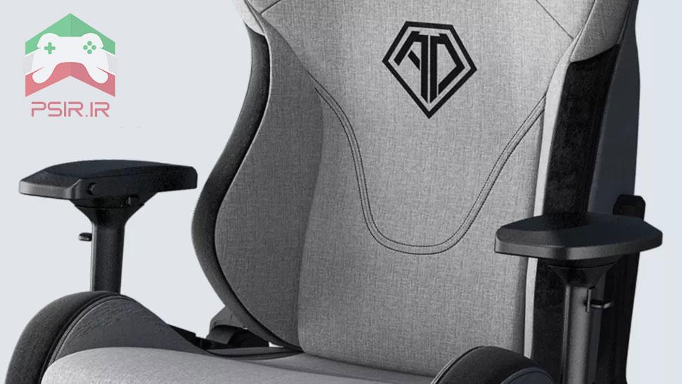 نمایی نزدیک از صندلی AndaSeat T-Pro 2