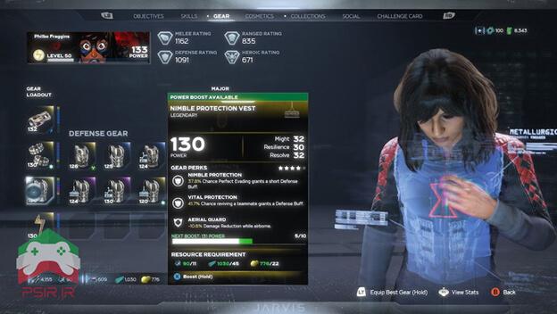 عکسی از بازی avengers