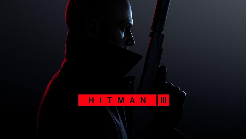 پوستر بازی hitman 3