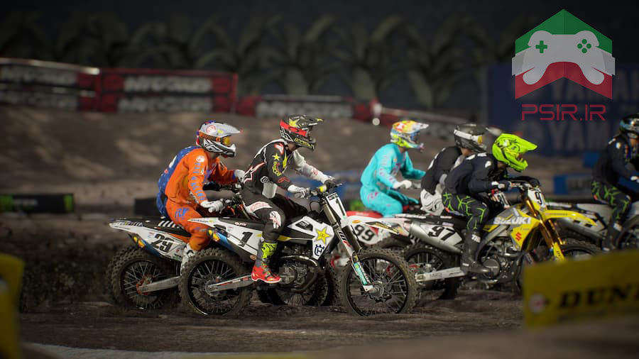 تصویر Monster Energy Supercross 4