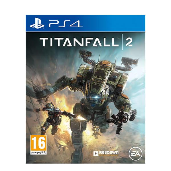 بازی Titanfall 2 برای PS4-استوک