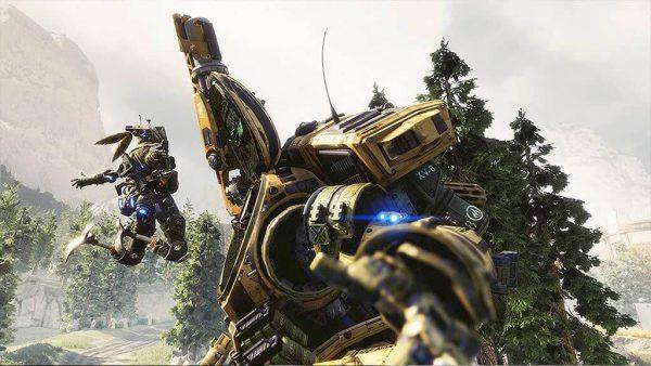 تصویر محیط بازی بازی Titanfall 2 برای PS4-استوک