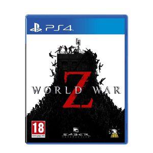 خرید بازی World War Z برای PS4-استوک (دست دوم)