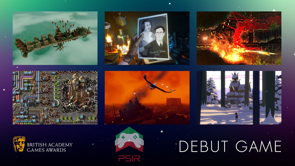 bafta game awards بهترین شروع برای استودیو تازه کار