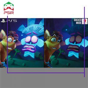 مقایسه بازی Crash Bandicoot 4 بر روی نینتندو سوئیچ و ps5