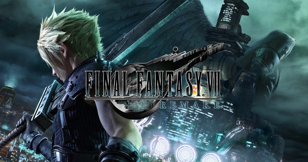 تصویر بازی Final Fantasy VII Remake اول