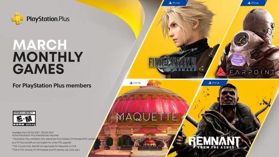 تصویر بازی Final Fantasy VII Remake دوم