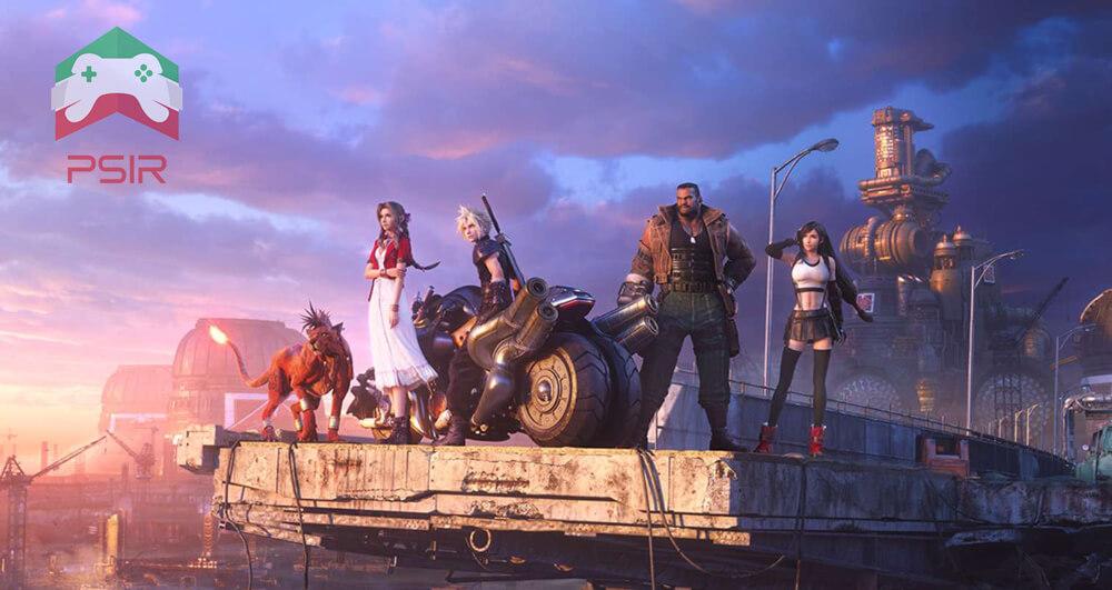 تصویر بازی Final Fantasy VII Remake پنجم