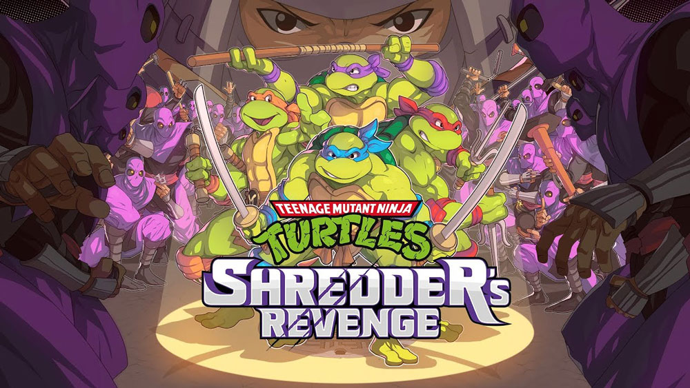 Teenage Mutant Ninja Turtles: Shredder's Revenge پوستر