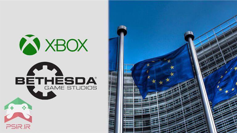 اتحادیه اروپا و قرار داد مایکروسافت و بتسدا