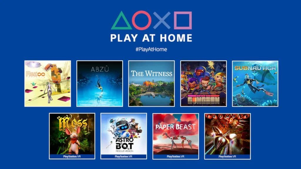 10 بازی جدید که برای PS4 و PS5 رایگان می شود