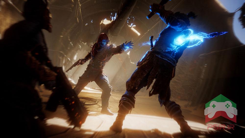 عکسی از بازی Outriders